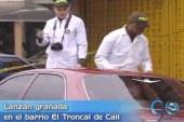 Atentado con granada en el barrio El Troncal de Cali sería por extorsión