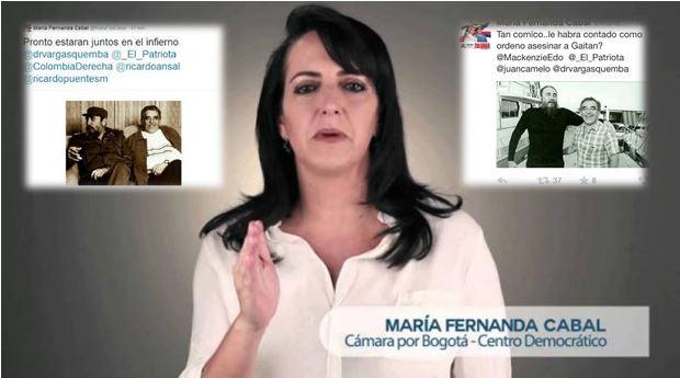 Denuncian a María Fernanda Cabal por discriminación