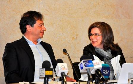María Mercedes Maldonado nueva alcaldesa de Bogotá