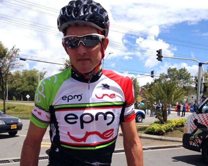 El español Óscar Sevilla es el nuevo campeón de la Vuelta al Valle