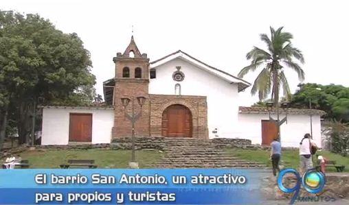 Debate en el POT por el barrio San Antonio