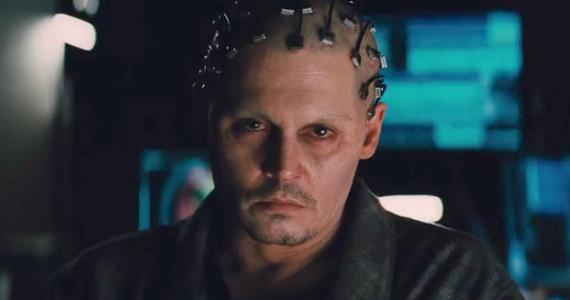 Jhonny Deep encarna un nuevo papel en 'Transcendence'
