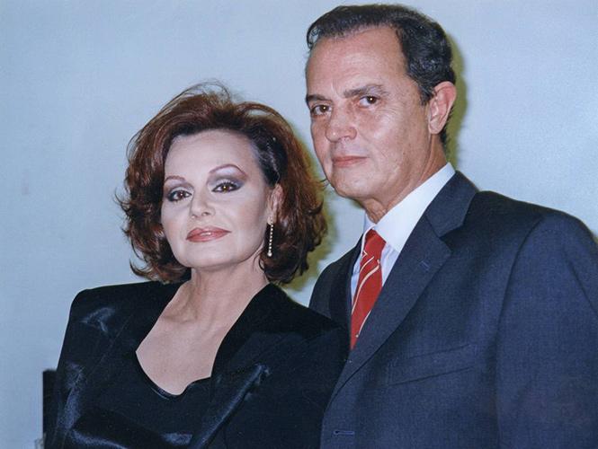 Murió Antonio Morales, cantante y viudo de Rocío Dúrcal