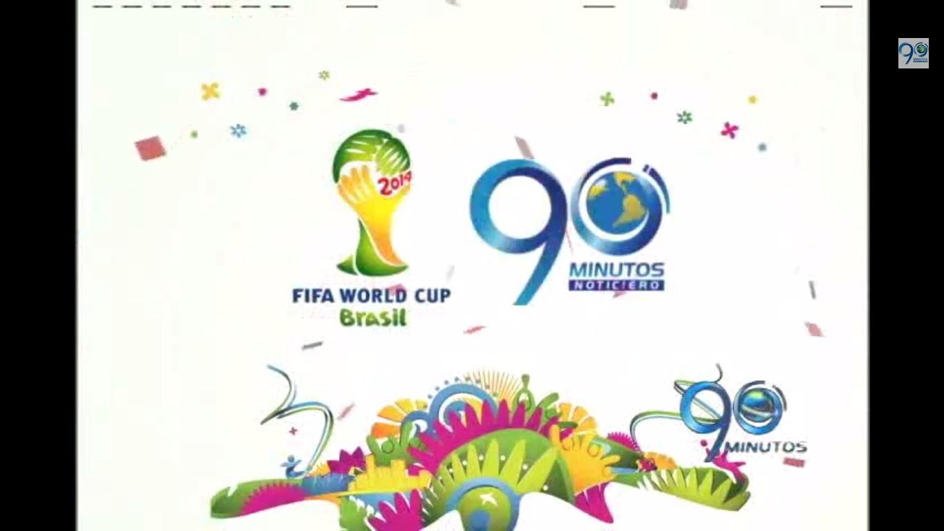 Faltan 21 días para la fiesta que se vivirá en el  Mundial Brasil 2014