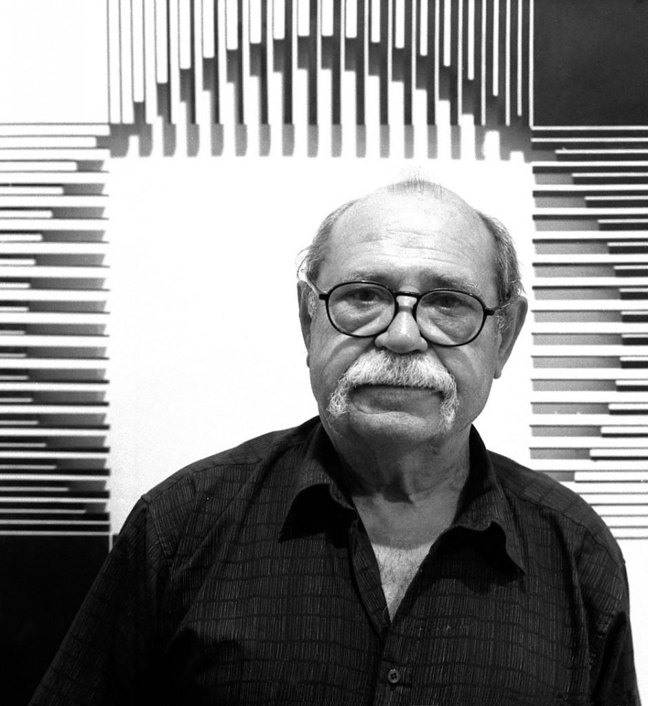 Muere a los 82 años el escultor español Francisco Sobrino