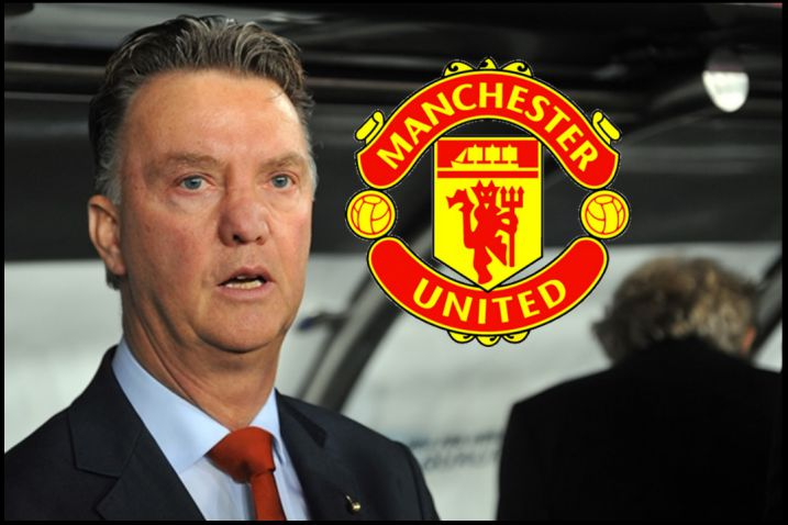 Manchester United ya tiene nuevo DT al contratar a Van Gaal por tres temporadas