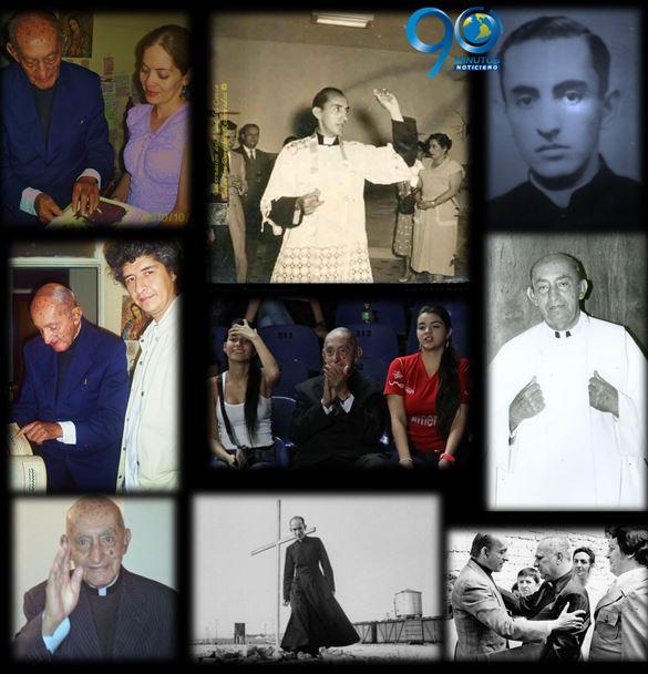 En imágenes: Vida del Padre Alfonso Hurtado Gálvis