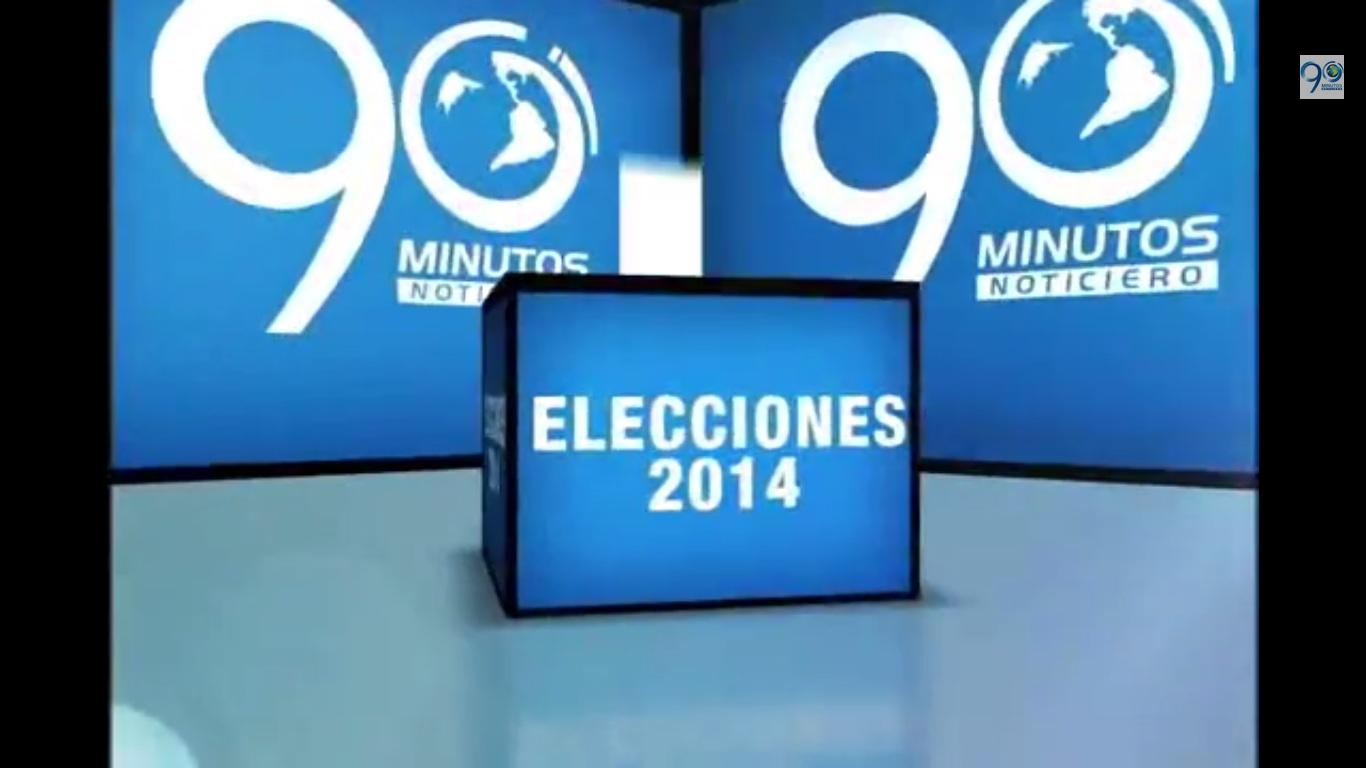 Agenda Electoral: Apoyos a las campañas de Santos y Zuluaga
