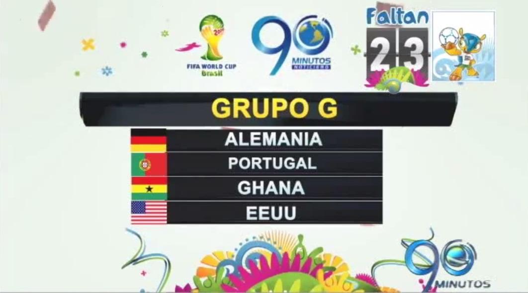Para Óscar Rentería Alemania y Portugal son los favoritos del grupo G