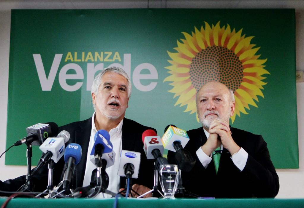 La Alianza Verde anunció que no irá con Óscar Iván Zuluaga