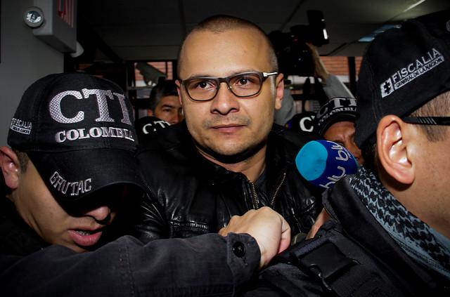 Andrés Sepúlveda sería solicitado en extradición por el gobierno estadounidense