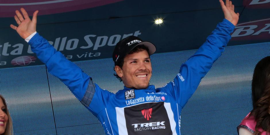 Arredondo ganó etapa 18 del Giro. Histórico doble 1 – 2 en Italia