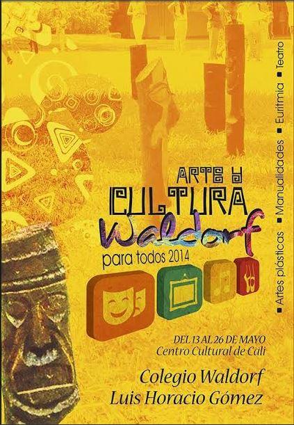 Exposición 'Arte y Cultura Waldorf' abre sus puertas para todos