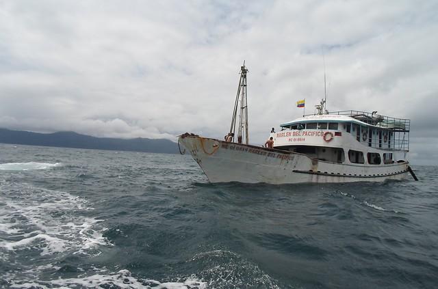 Paro de buques en Buenaventura, afecta a Cauca y Nariño