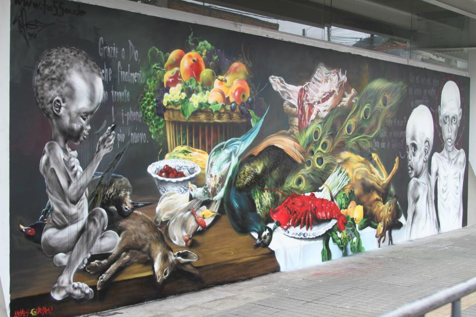 Cali se prepara para el II Bienal Internacional de Muralismo