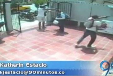 Policía captura delincuentes que asaltaron casa de apuestas en Cali