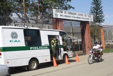 Hallan armas en centro de reclusión de menores en operativo