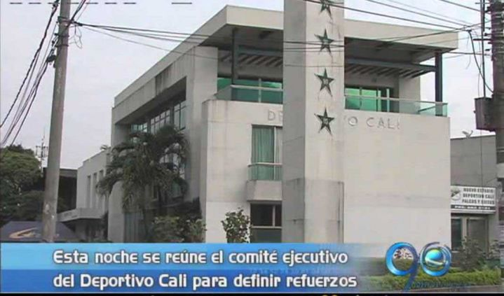 Comité ejecutivo del Deportivo Cali se reúne para definir refuerzos