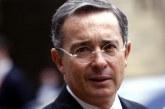 Expresidente Álvaro Uribe sale positivo para coronavirus