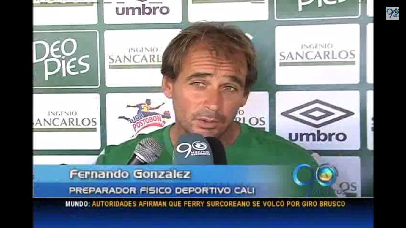 Deportivo Cali realizará parte de su pretemporada en el eje cafetero
