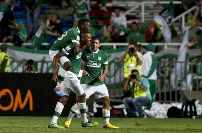 Deportivo Cali enfrentará a la  U. T. Cajamarca en la Copa Sudamericana