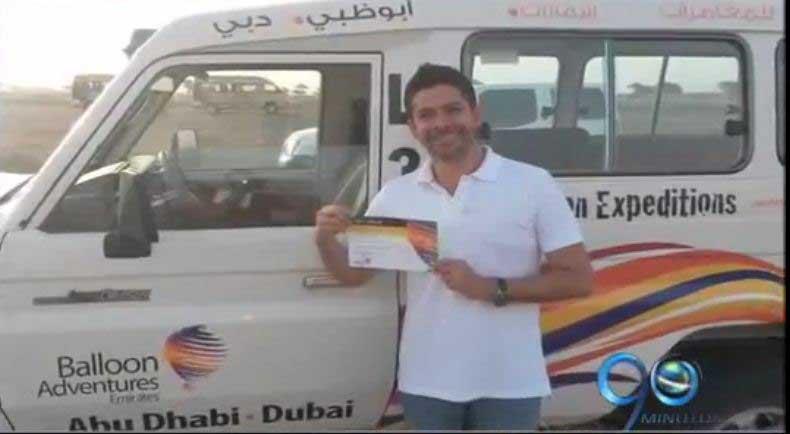 Odontólogo payanés fue detenido en Dubai por porte de dólares falsos