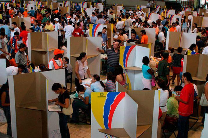 Consejo Nacional Electoral tiene todo listo para las elecciones