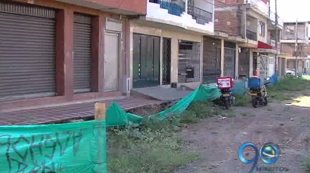 En dos meses repararían obras abandonadas en el barrio La Base
