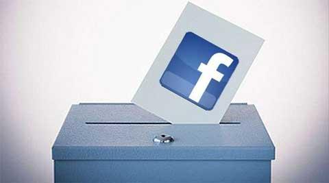 Aplicaciones para elecciones del este domingo son furor en Facebook