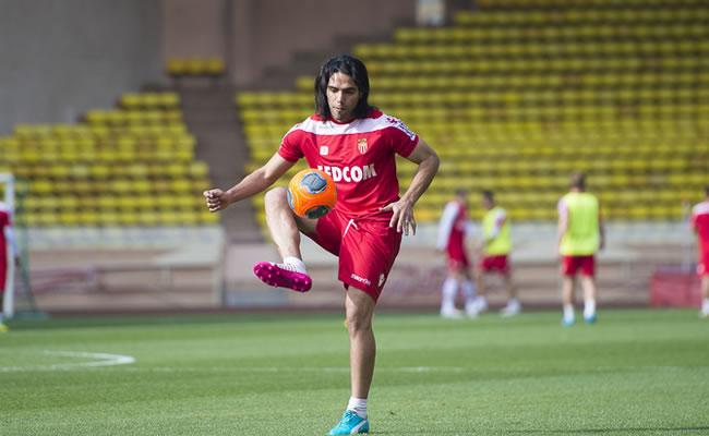 El AS Mónaco expresa su opinión sobre la lesión de Falcao