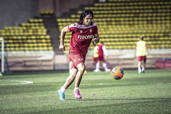 Falcao vuelve a sus entrenamientos con el AS Mónaco