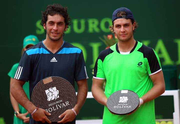 Chileno ganó la final del Seguros Bolívar Open Cali 2014