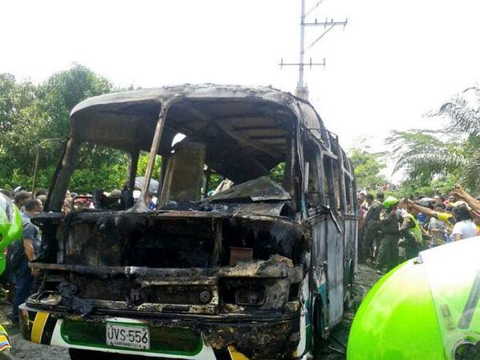 A la cárcel conductor del bus que causó tragedia en Magdalena