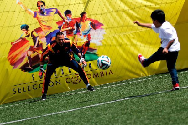 Fundación recibirá 125 millones por cada gol de Colombia en el Mundial