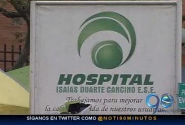 Cinco gerentes de hospitales fallaron en pruebas administrativas