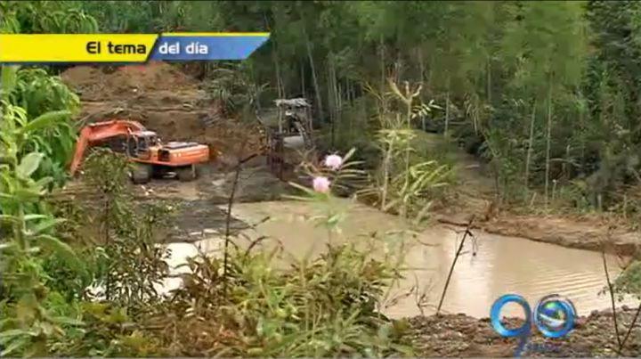 Informe Especial: Minería ilegal de oro, el viacrucis del Cauca (2a. parte)