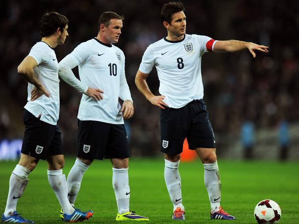 La selección Inglesa ya tiene listo los 23 jugadores para el Mundial