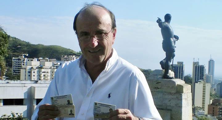 José Nicolás Urdinola, nombrado secretario de tránsito de Cali