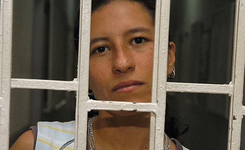 Hoy sale de la cárcel  la protagonista de 'La Vendedora de Rosas'