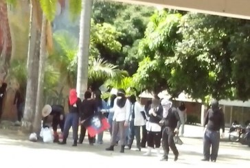 Restablecen servicio del Mío tras disturbios