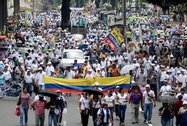 Caleños conmemoraron el Día del Trabajo