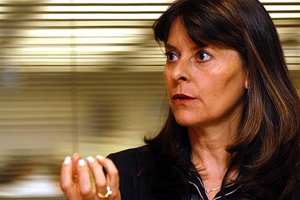 La nueva jefe de debate de Zuluaga será Marta Lucía Ramírez