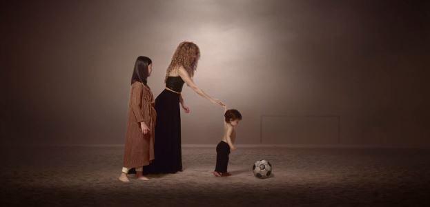 Milan Piqué hace parte del nuevo videoclip de Shakira
