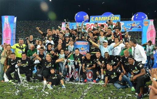 El Atlético Nacional alcanzó su estrella número catorce ante el Junior