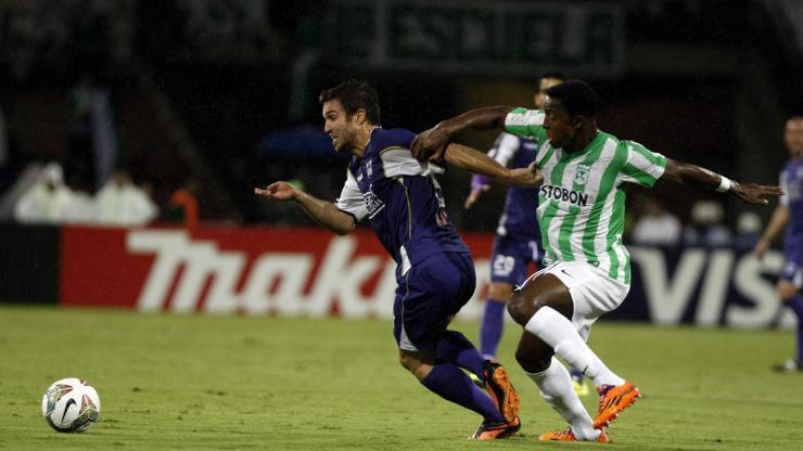 Atlético Nacional se jugará su última carta ante Defensores en Uruguay