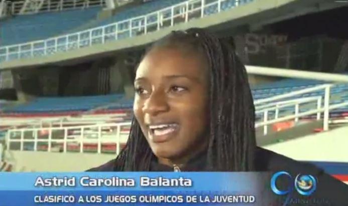 Clasificaron ocho atletas colombianos a los Juegos Olímpicos de la Juventud