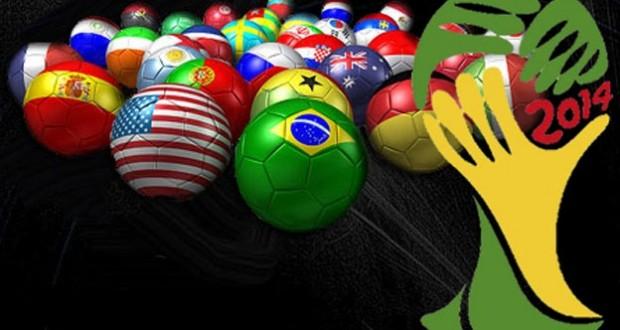 Listos los partidos amistosos previos al Mundial de Brasil 2014