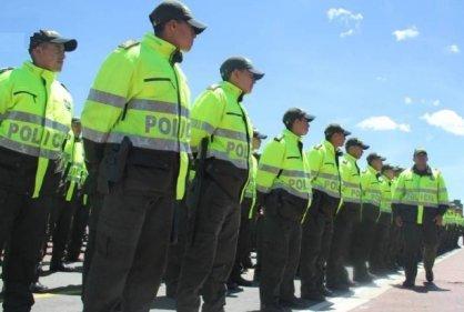 Apartan a once agentes de la policía en Nariño por corrupción