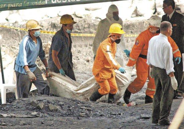 Este año van 35 emergencias atendidas en las minas del País
