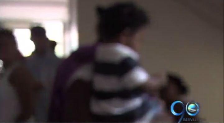 Treinta familias desplazadas de Buenaventura llegan a Jamundí